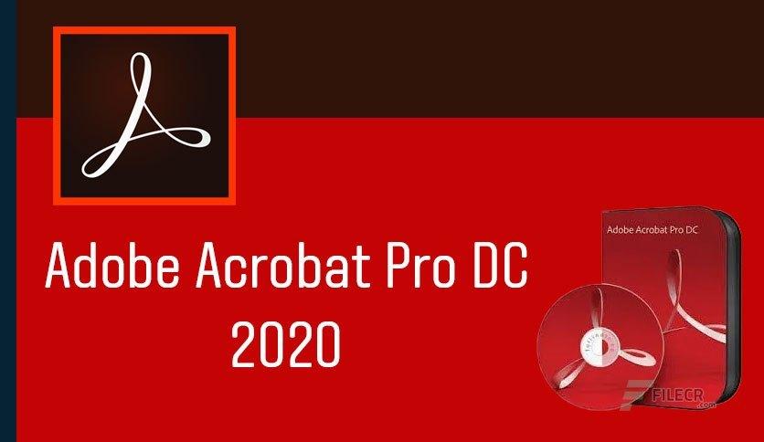 Adobe Acrobat Pro DC 2020 Crack + Full Keygen Free Download