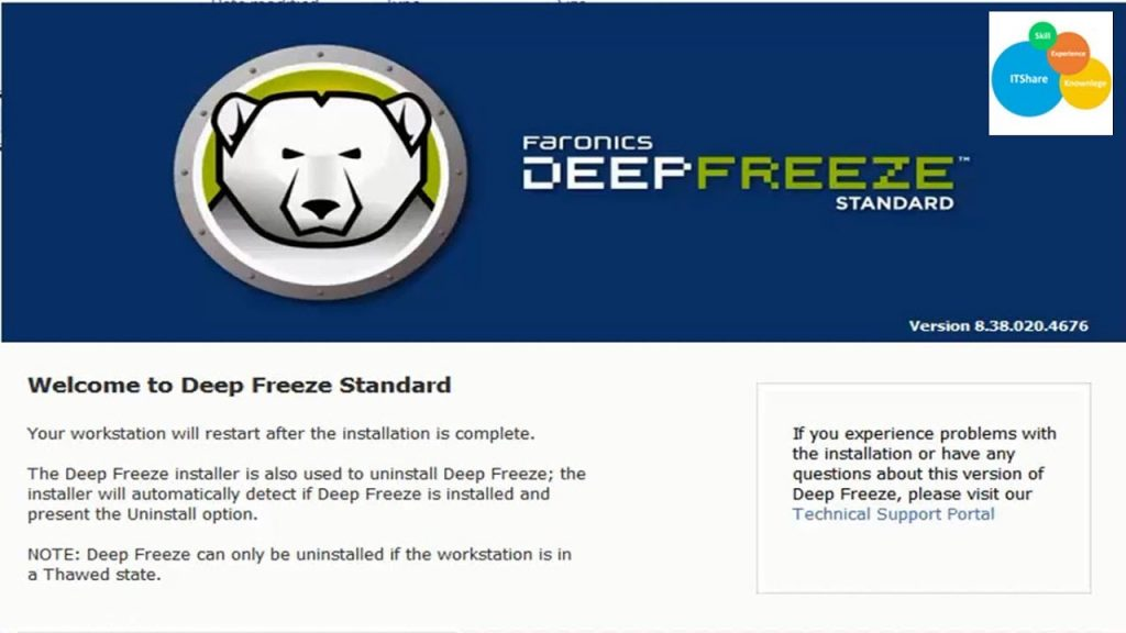 Deep Freeze 8.62 Full Crack + Keygen Free Download 2020
