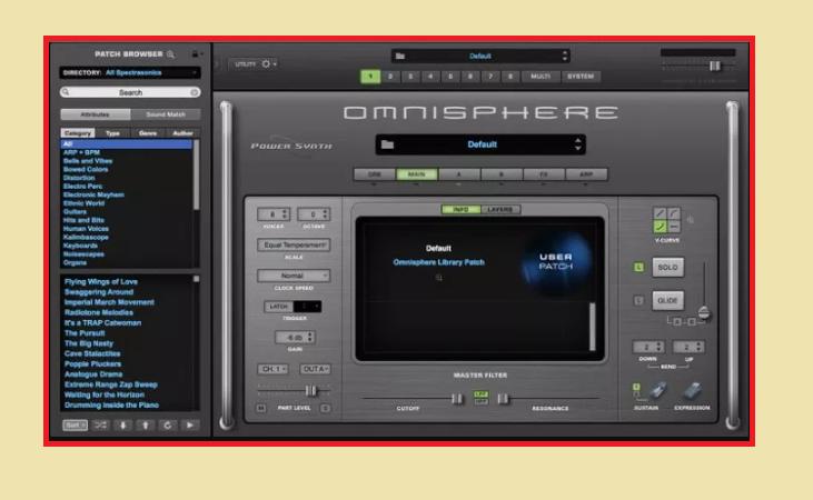 Omnisphere 2.6 Crack + Keygen [Serial Key] Free Download 2020