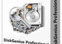 DiskGenius Professional 5.2.0.884 Crack + Keygen Free Download