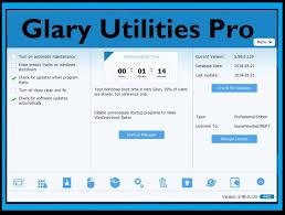 Glary Utilities Pro 5.143.0.169 Crack + Keygen [Lifetime] 2020